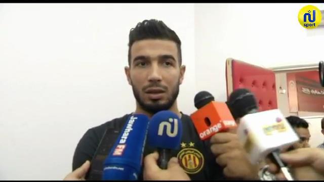 هيثم الجويني :'' قمنا بتبادل الأزياء في مباراة الذهاب وأتمنى أن نقدم مباراة تليق بكرة القدم التونسية '' ( فيديو )