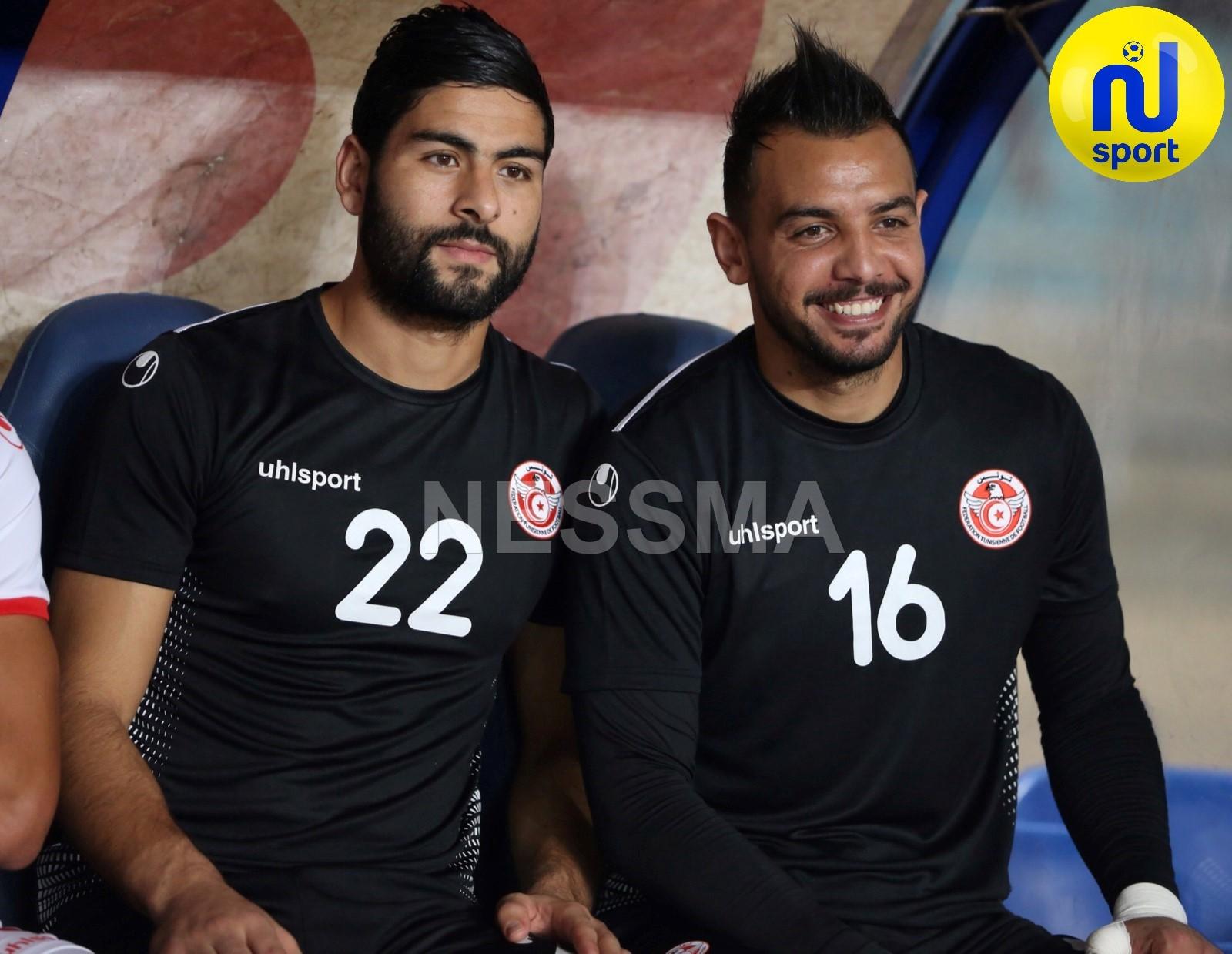 صور الشوط الأول من مباراة المنتخب الوطني التونسي و المنتخب النيجر