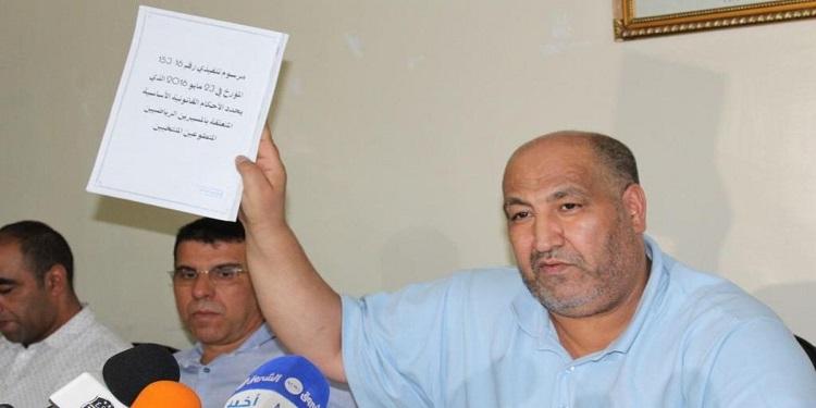 حسان حمار يستقيل من رئاسة وفاق سطيف الجزائري