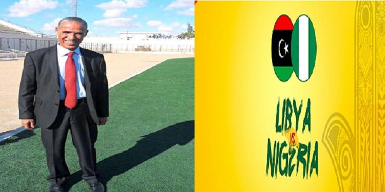 تعيين العضو الجامعي بصيري بوجلال مراقبا لمباراة ليبيا ونيجيريا