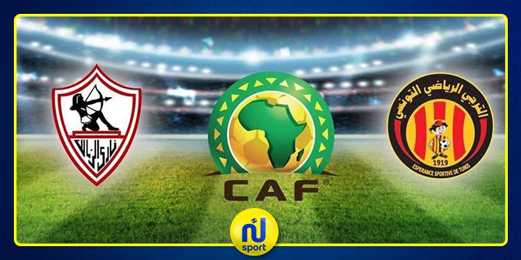 هل يعلن الإتحاد الإفريقي الترجي التونسي بطلا لكأس السوبر الإفريقي !