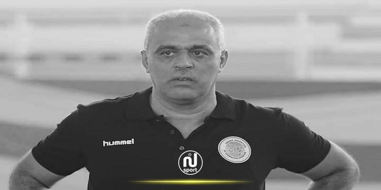 وفاة المدير الفني لأولمبيك سليمان محمد هديدر