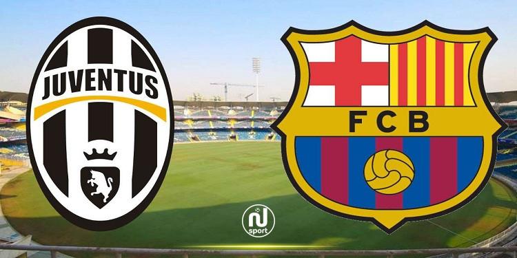 دوري أبطال أوروبا: برشلونة يفوز على يوفنتوس