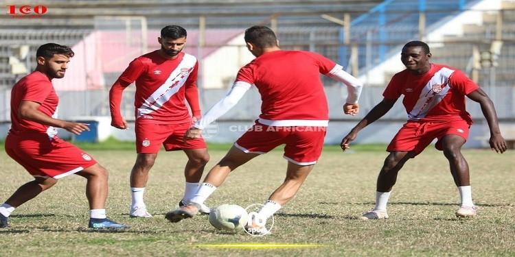 النادي الافريقي يواصل التحضيرات بحضور 47 لاعبا