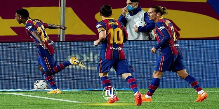 دوري أبطال أوروبا : قائمة برشلونة لمباراة فيرينكفاروس