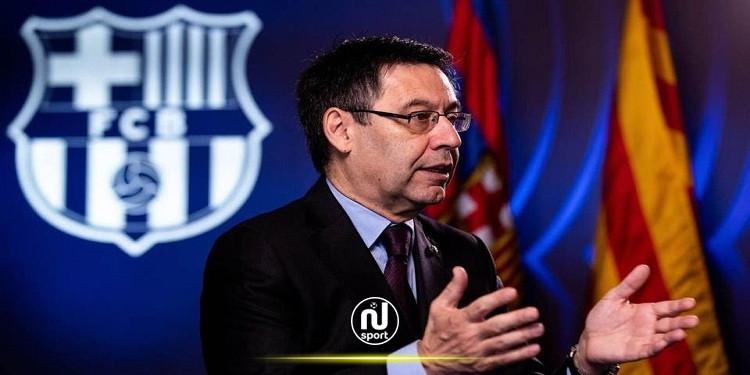بارتوميو مهدد بالغياب عن حضور كلاسيكو برشلونة وريال مدريد بسبب كورونا