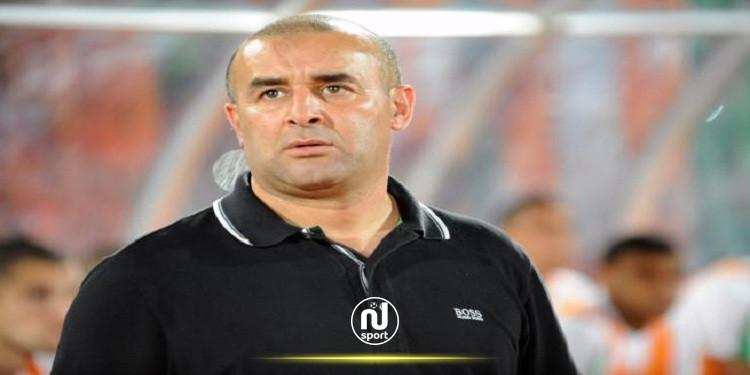 عبد الحق بن شيخة يرفض تدريب الوداد المغربي