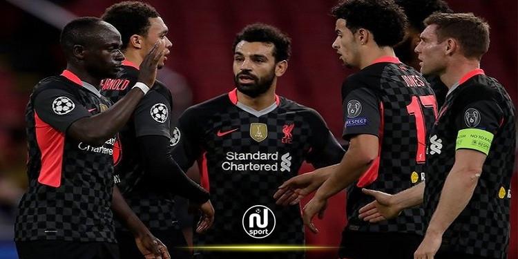 أبطال أوروبا: ليفربول يفوز على اياكس الهولندي