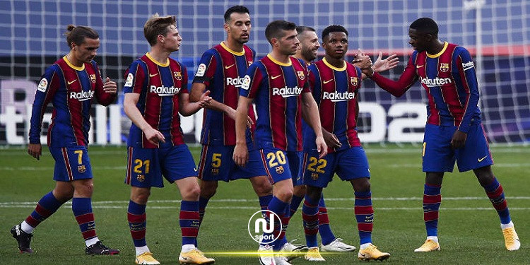 الدوري الإسباني: قائمة برشلونة لمباراة أتلتيكو مدريد