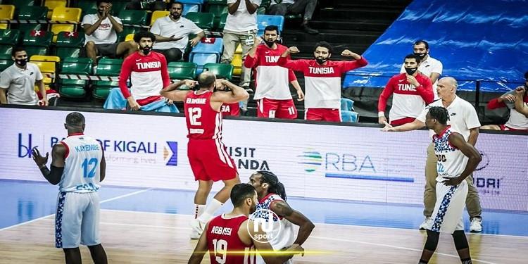 كرة السلة :  المنتخب التونسي يفوز على الكونغو الدمقراطية