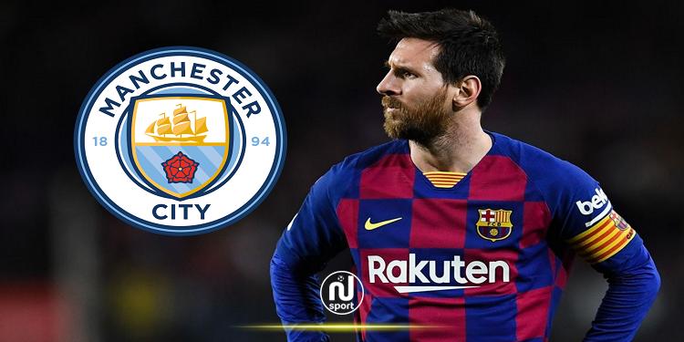 ماركا: برشلونة لا يستطيع بيع ميسي لـمانشستر سيتي في جانفي المقبل