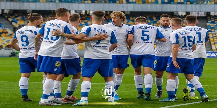 أبطال أوروبا: دينامو كييف يفقد 13 لاعبًا أمام برشلونة