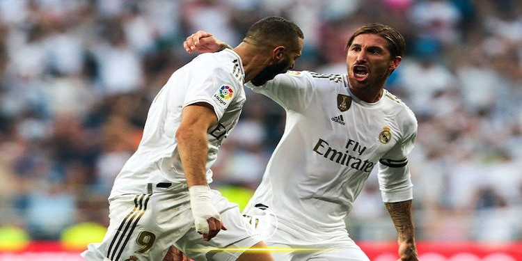 بنزيما يعود لقائمة ريال مدريد واستمرار غياب راموس