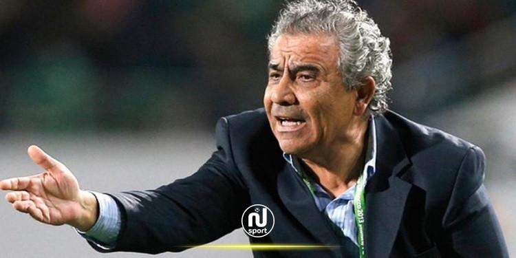 فوزي البنزرتي يعاقب لاعبي الوداد المغربي