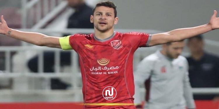 يوسف المساكني ينتقل الى نادي العربي القطري