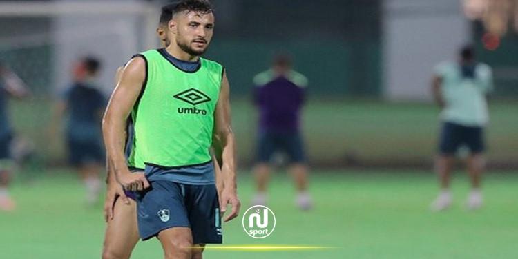 يوسف بلايلي يتوج بجائزة لاعب الشهر في الدوري القطري