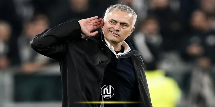 """مورينيو يعلن حصوله على جائزة مدرب شهر""""نوفمبر"""" قبل الإعلان الرسمي !"""