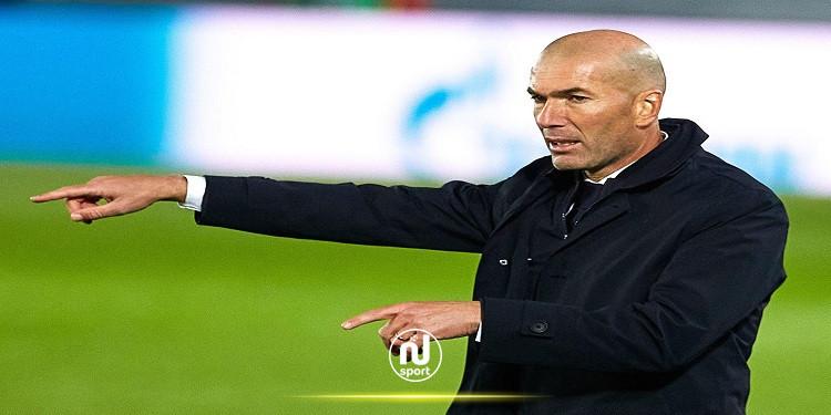 ريال مدريد يتواصل مع خليفة زيدان