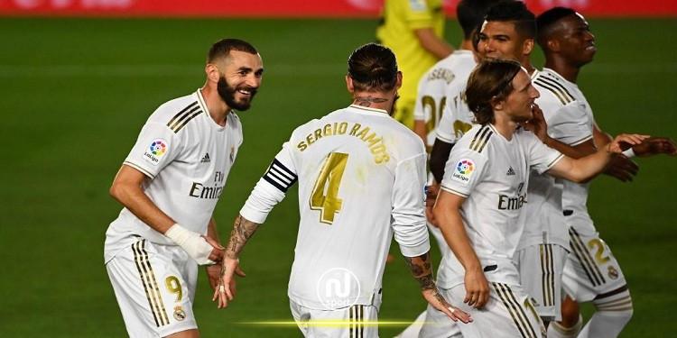 مخطط ريال مدريد في المركاتو الشتوي القادم