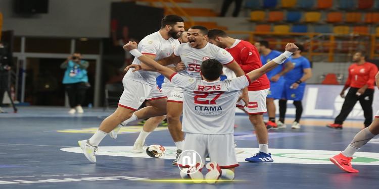 مونديال كرة اليد 2021: فرضيات تأهل المنتخب التونسي الى الدور الثاني