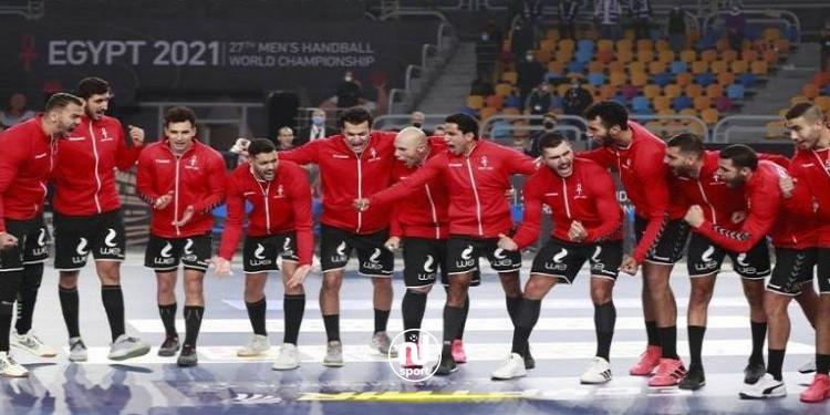 مونديال كرة اليد: مصر تفوز على روسيا في أولى جولات الدورالرئيسي