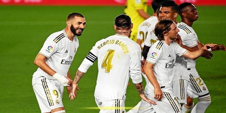نجوم ريال مدريد يرفضون تخفيض رواتبهم