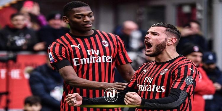 عودة ثلاثة لاعبين إلى ميلان بعد غيابهم بسبب فيروس كورونا