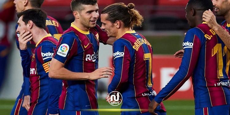 أتليتيك بلباو يفوز بالسوبر الإسباني على حساب برشلونة