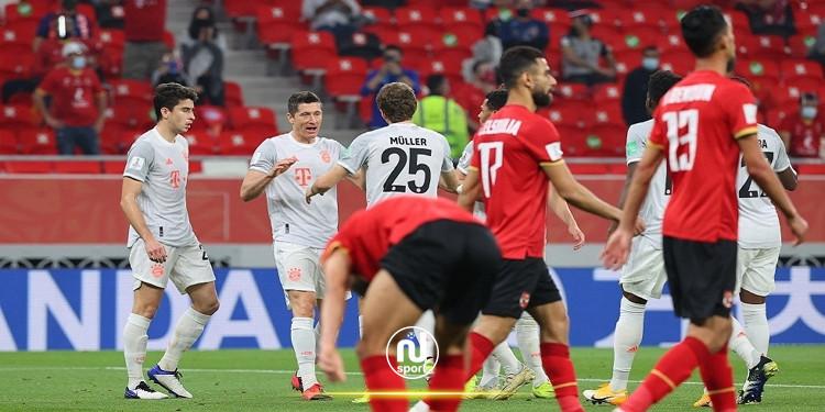 مونديال الأندية: الأهلي المصري يتوج بالميدالية البرونزية