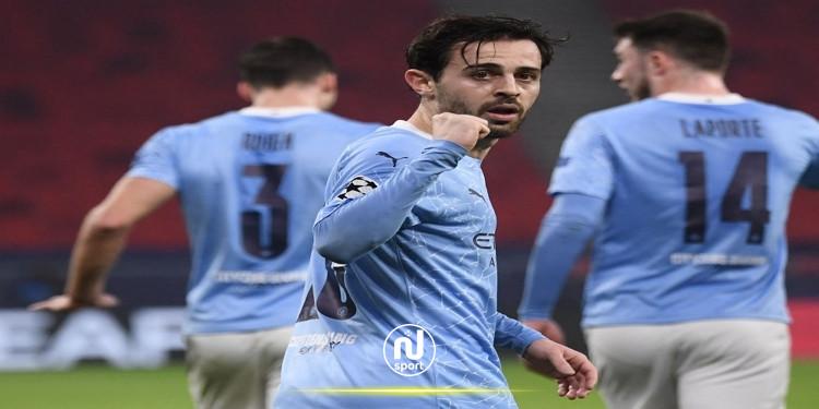 دوري أبطال أوروبا: مانشستر سيتي يفوزعلى مونشنغلادباخ