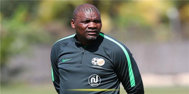 جنوب افريقيا تقيل المدرب نتسيكي عقب الفشل في التأهل لكأس أمم افريقيا