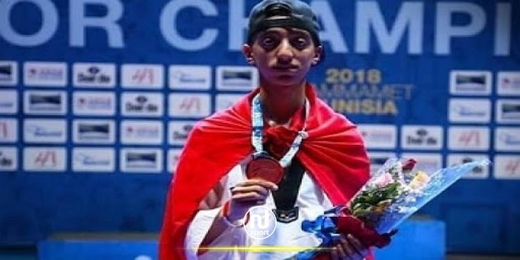 دورة تركيا للتايكوندو: التونسي خليل الجندوبي يتوج بالميدالية الذهبية