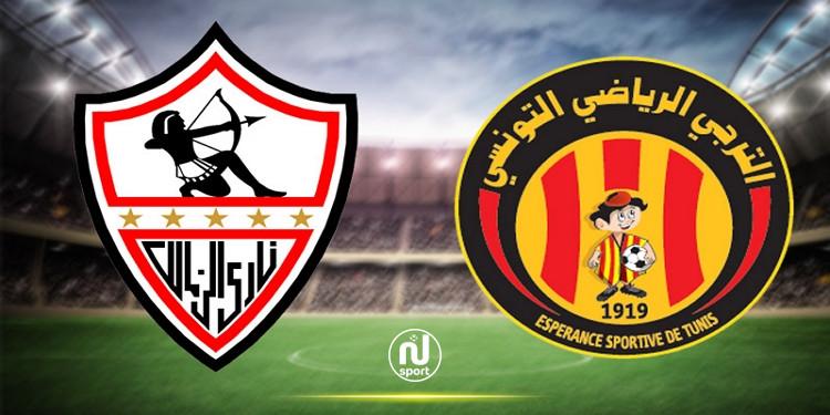 أشرف قاسم: الزمالك قادر على الفوز أمام الترجي الرياضي التونسي