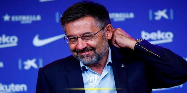 إطلاق سراح مشروط لرئيس برشلونة السابق