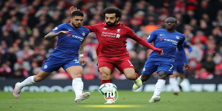 الدوري الانقليزي: مباراة نارية الليلة بين ليفربول وتشلسي