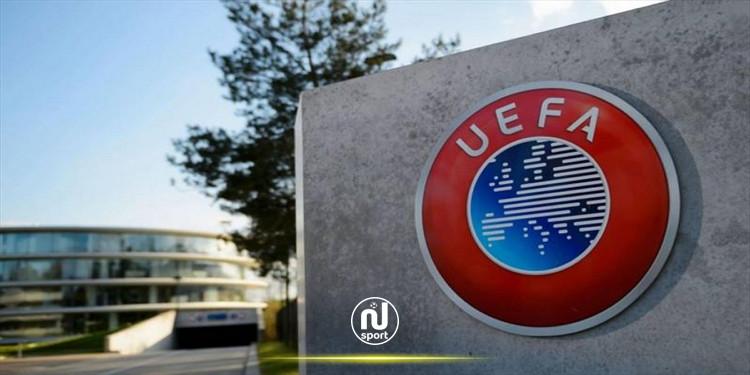 يويفا يغير اللوائح في بطولة أوروبا لكرة القدم