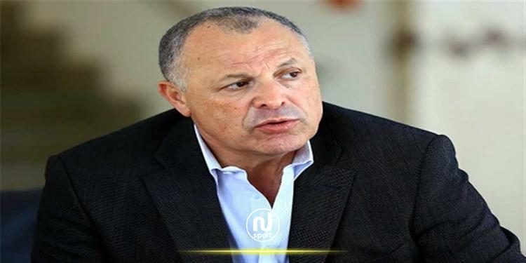 أبو ريدة يرد عن أنباء تدخله في شكوى الزمالك ضدّ الترجي الرياضي