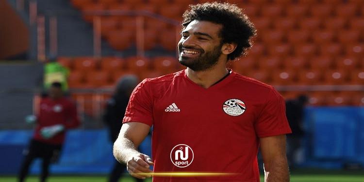 الإسماعيلي المصري يمنح العضوية الشرفية لمحمد صلاح