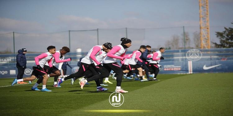 باريس سان جيرمان يُعلن إصابة لاعب جديد بـ كورونا