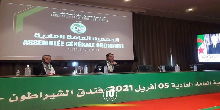 عمار بهلول يعلن ترشحة لرئاسة الاتحاد الجزائري لكرة القدم