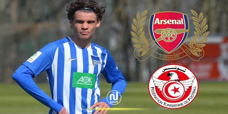 رسميا: عمر الرقيق ينضم إلى صفوف المنتخب الوطني التونسي