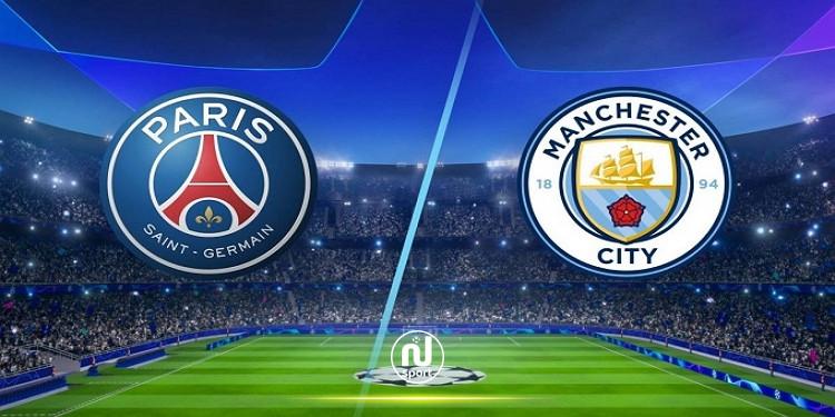 دوري أبطال أوروبا: مانشستر سيتي يواجه باريس سان جرمان اليوم