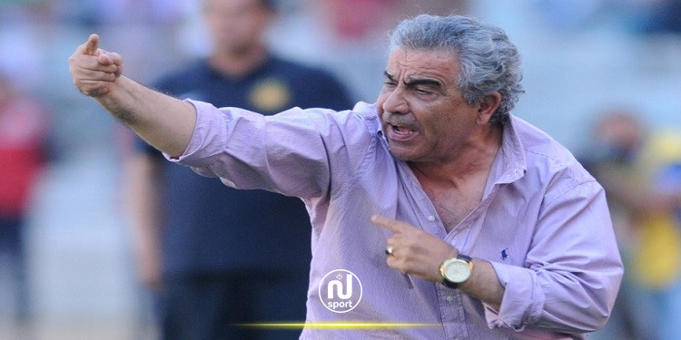 رقم قياسي لفوزي البنزرتي مع الوداد المغربي