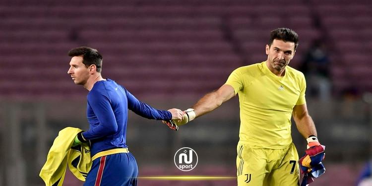 بعد إعلان رحيله عن يوفنتوس: برشلونة يجس نبض بوفون