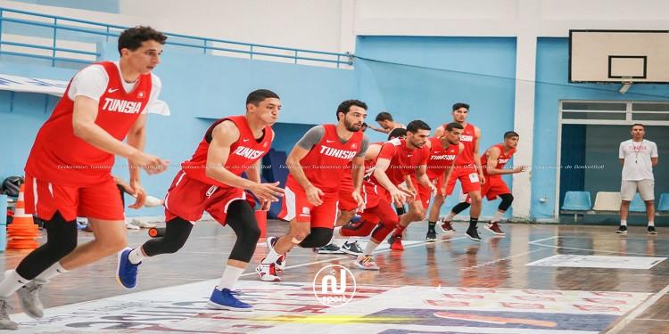 قرعة افروباسكيت 2021 : المنتخب التونسي ضمن مجموعة مصر وافريقيا الوسطى