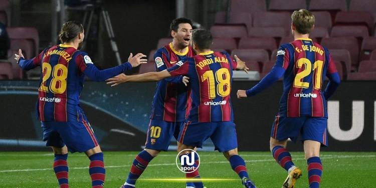 قائمة برشلونة لمباراة أتلتيكو مدريد