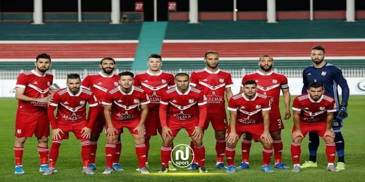 قبل ملاقاة الترجي الرياضي: شباب بلوزداد يفوز 5-1 على عين مليلة
