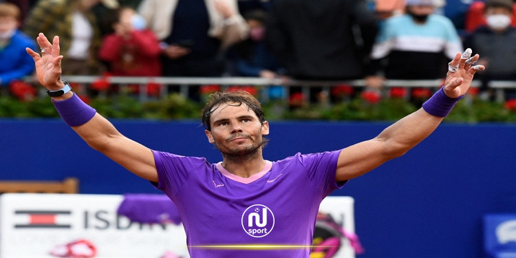 بطولة روما للتنس: الإسباني نادال يبلغ نصف النهائي