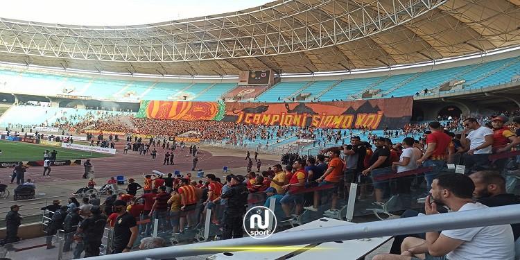 وزارة الرياضة المصرية: لم يقع بعد الحسم في حضور الجمهور لمباراة الترجي