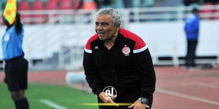 فوزي البنزرتي يقرر مغادرة الوداد المغربي